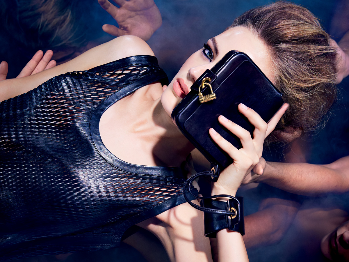 TOM FORD Spring/Summer 2014 Womenswear: The Accessories Lookbook featured image