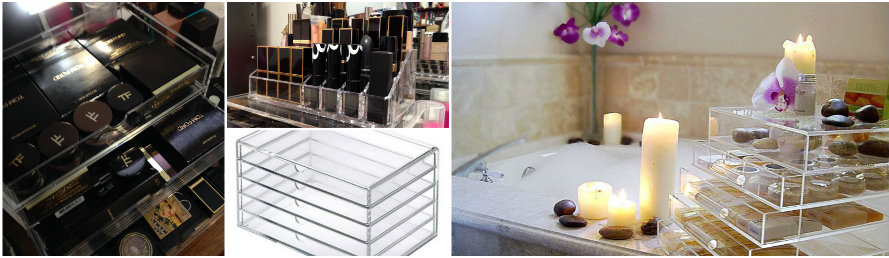 TOM FORD Beauty: Acrylic Cosmetic Storage Solutions (MUJI vs. ICEbOX) featured image