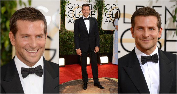 2014 Golden Globes: Who Wore TOM FORD Best? bradley cooper tom ford golden globes 2014
