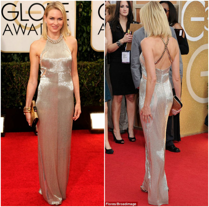 2014 Golden Globes: Who Wore TOM FORD Best? naomi watts tom ford golden globes 2014