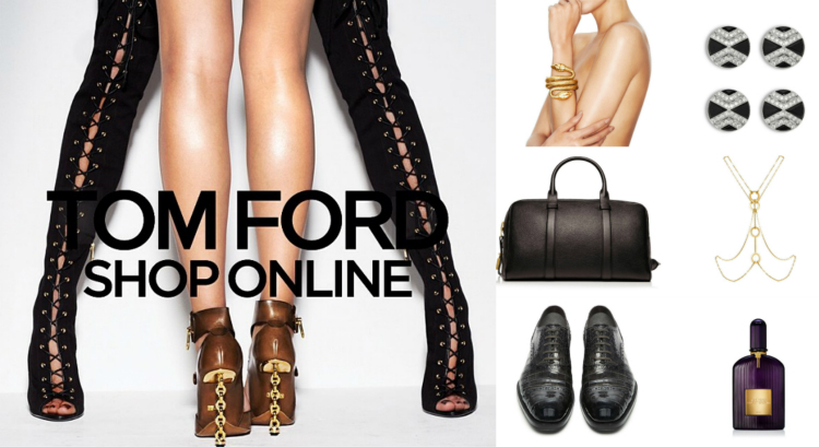 NOW OPEN: The TOM FORD Online Store. Time to SHOP! featured image