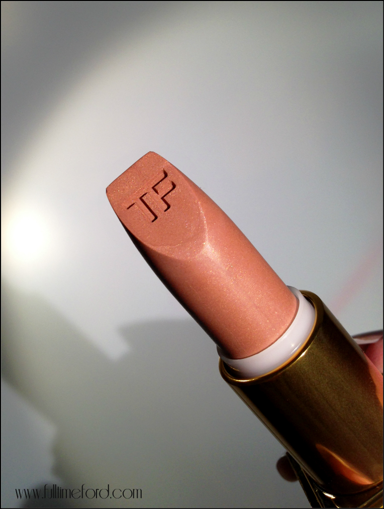 TOM FORD Beauty: Lip Color Sheer Collection Review & Swatches in the buff