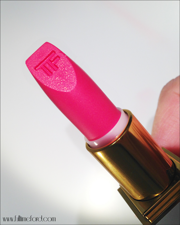 TOM FORD Beauty: Lip Color Sheer Collection Review & Swatches incorrigible 2