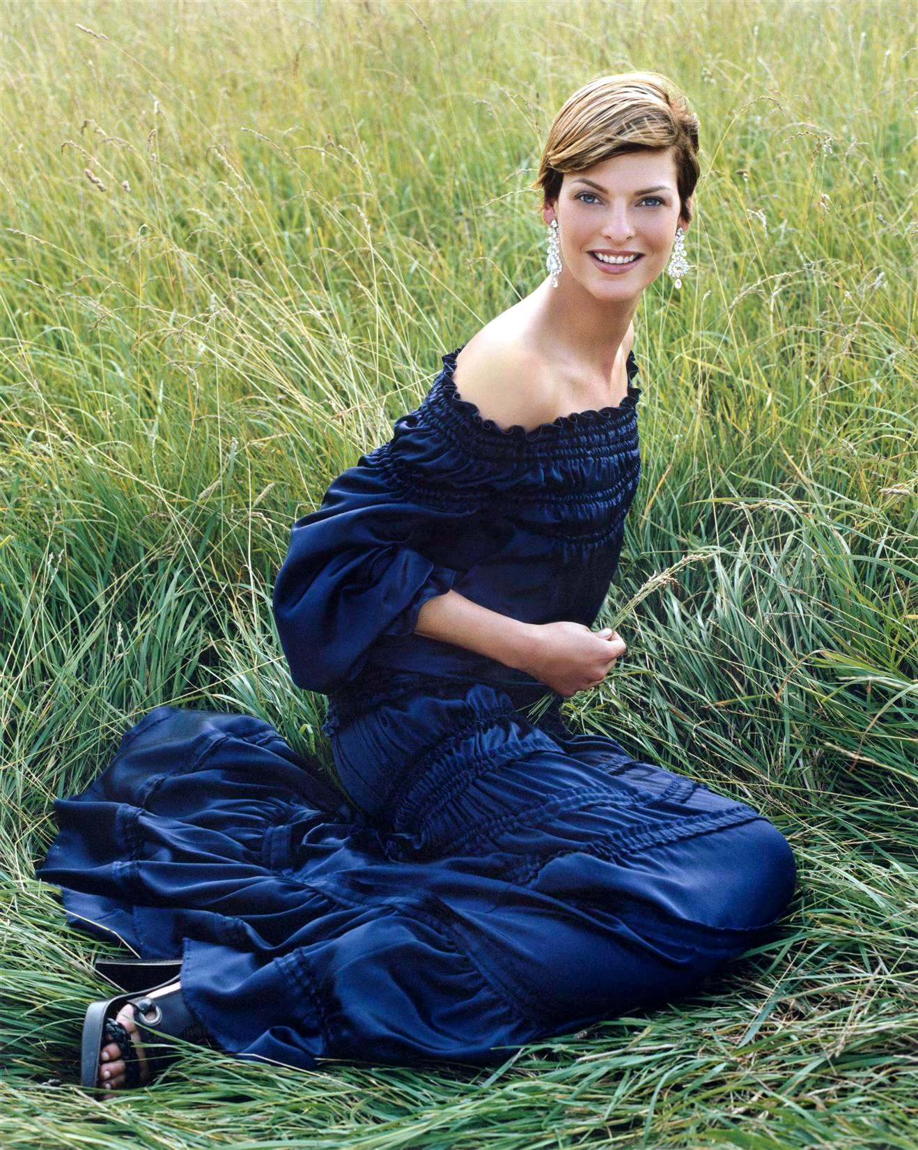 TFOTD: Linda Evangelista for Vogue 2001 featured image