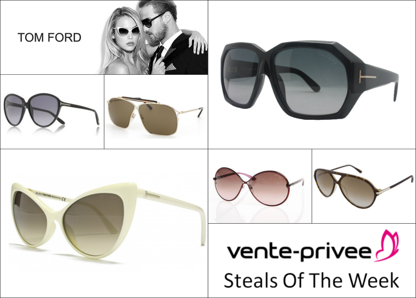 TODAY: TOM FORD SUNGLASSES FOR $125 AT VENTE-PRIVEE featured image