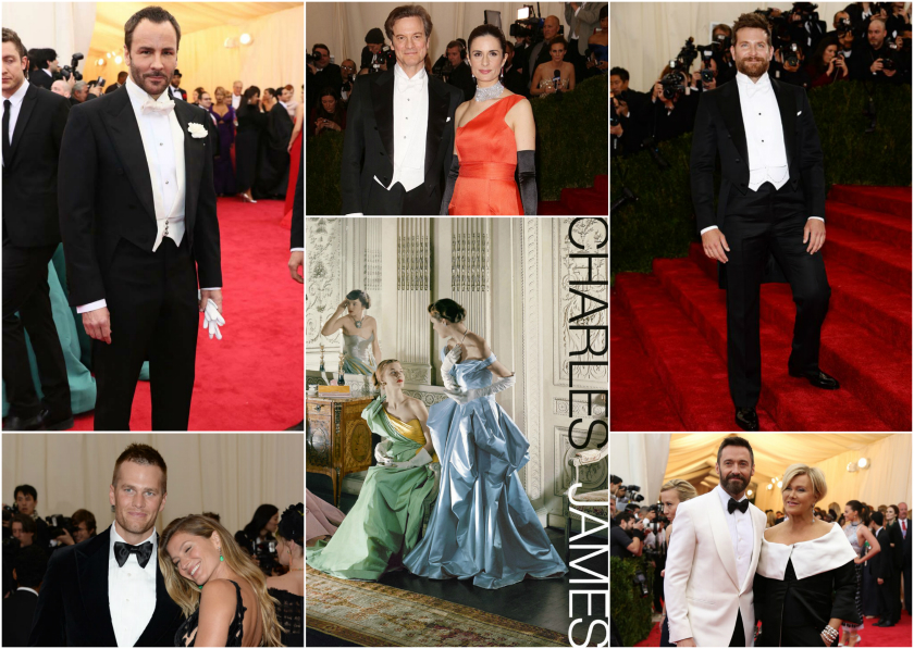 THE 2014 MET GALA: WHO WORE TOM FORD BEST? featured image