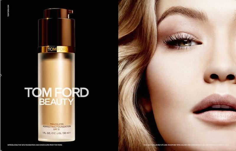 TOM FORD BEAUTY FALL 2014: AD CAMPAIGN & PRODUCT PHOTOS featured image