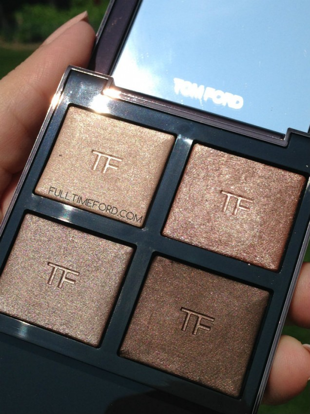REVIEW & SWATCHES: NUDE DIP LIMITED EDITION FALL 2014 EYE COLOR QUAD Close Sun1 636x850
