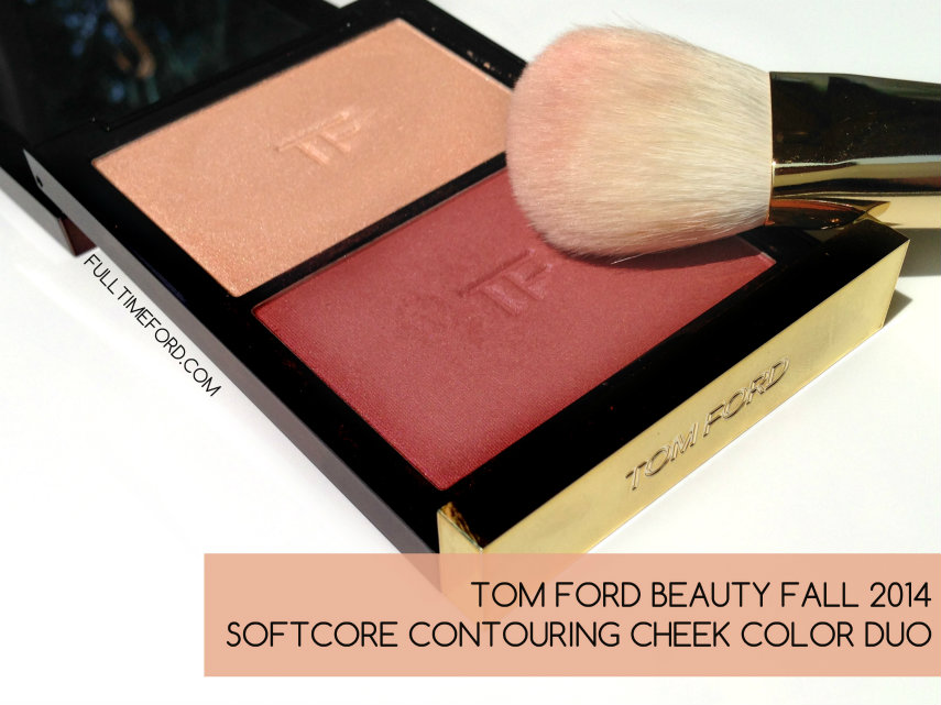 REVIEW & SWATCHES: FALL 2014 CONTOURING CHEEK DUO IN SOFTCORE featured image