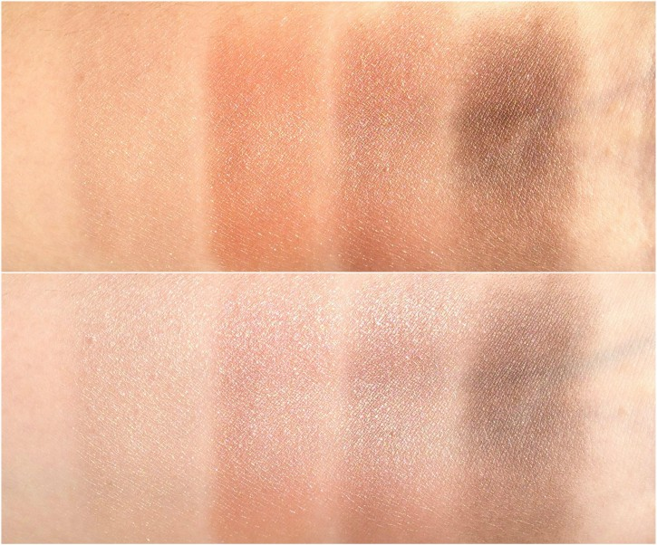 REVIEW & SWATCHES: NUDE DIP LIMITED EDITION FALL 2014 EYE COLOR QUAD NUDEDIP3 725x602