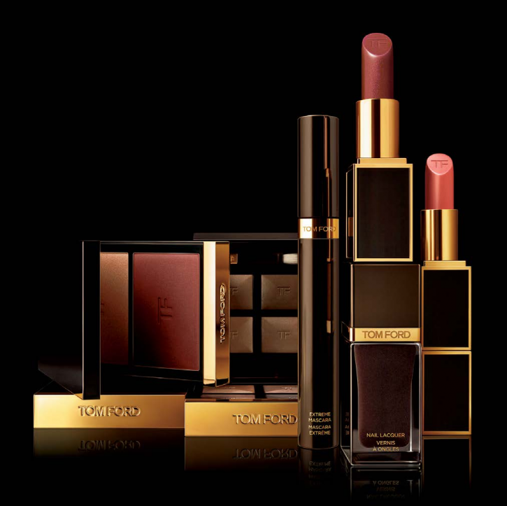 TOM FORD BEAUTY: FALL 2014 COLOR COLLECTION LOOKBOOK featured image